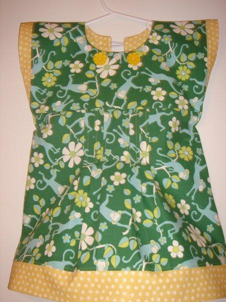 Dress for Baby Evangeline.