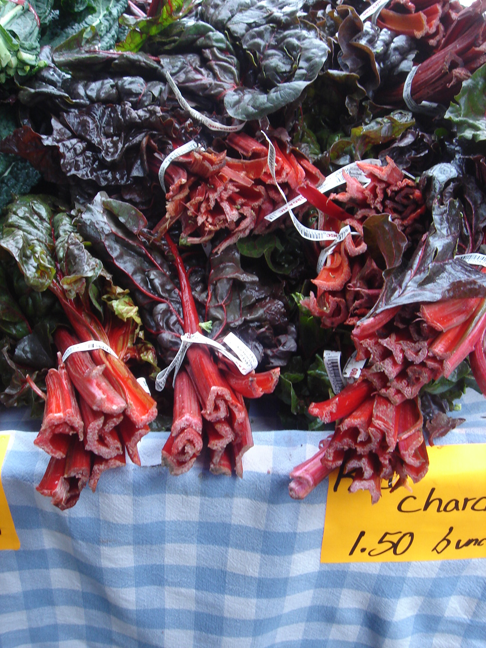 Temescal Farmer's Market